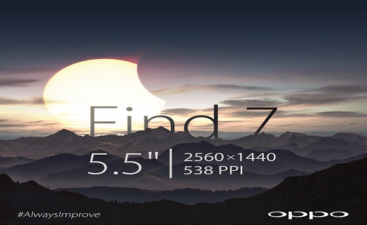Oppo-Find-7-2k-Display-techshohor